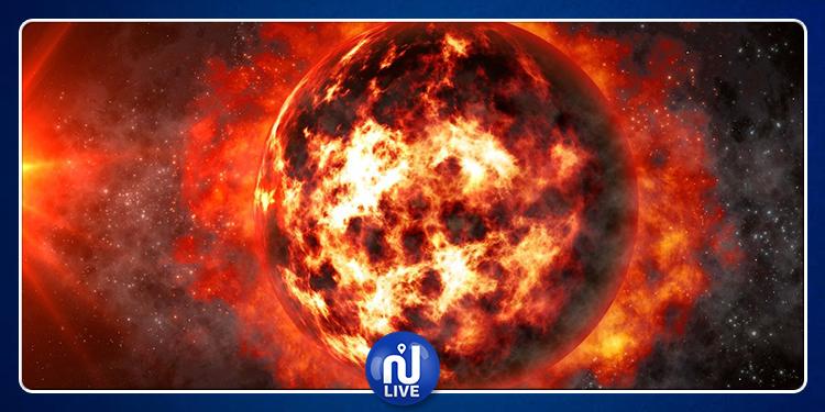 اكتشاف كوكب يشبه البيضة