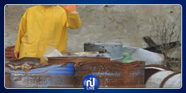 سيدي بوزيد: إطلاق سراح الموقوفين في قضية المواد الكيميائية