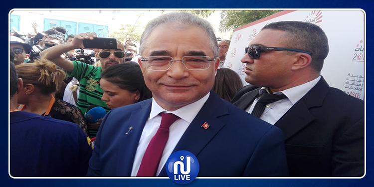 محسن مرزوق يودع ملف ترشّحه للانتخابات الرئاسية