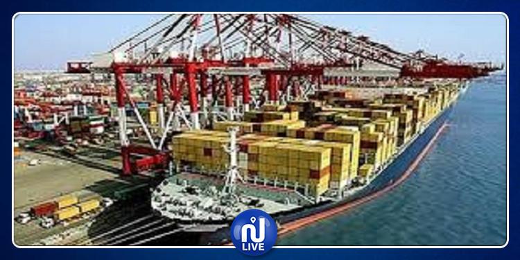 انخفاض حجم الصادرات بـ 8.3 %