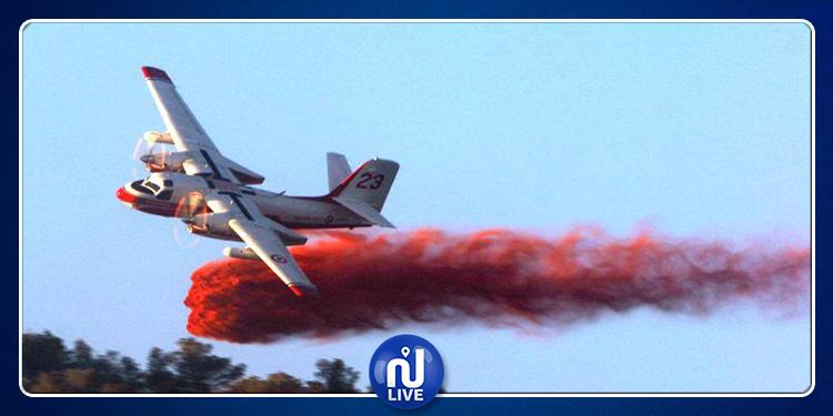 فرنسا: سقوط طائرة إطفاء و مقتل قائدها أثناء إخماد حريق