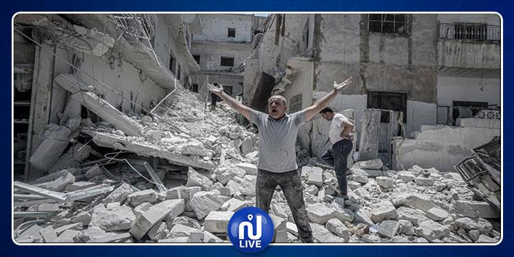 La France appelle à la fin des hostilités à Idlib