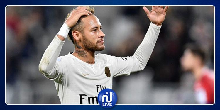 Neymar ne quittera pas le PSG cet été