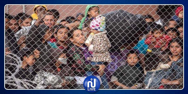 هل يحق للمهاجرين المحتجزين الحصول على الصابون؟