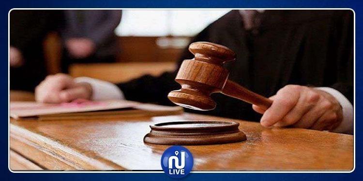 مثول ناجي جلول ومحسن مرزوق وعبيد البريكي وحمة الهمامي أمام قاضي التحقيق