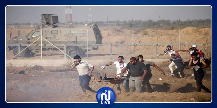 استشهاد فلسطيني برصاص قوات الاحتلال
