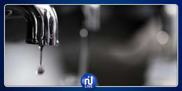 الكاف: اضطراب وانقطاع  في توزيع مياه الشرب