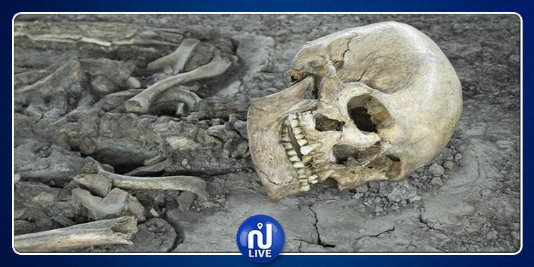 مصر: العثور على بقايا عظام بشرية غامضة