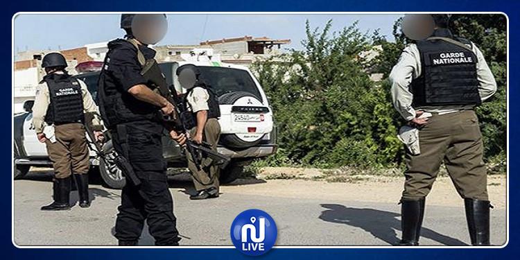 القيروان: ايقاف 25 شخصا مفتشا عنهم وحجز كميات هامة من السلع المهربة