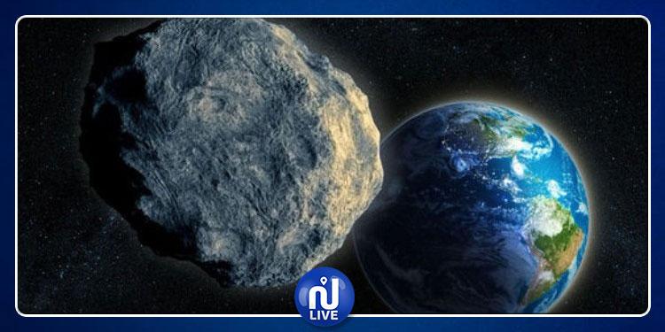 كويكب ضخم قد يصطدم  بالأرض اليوم !