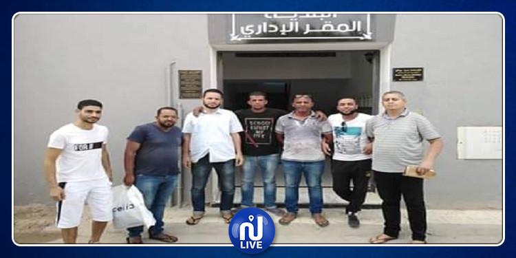 فوشانة: أعضاء تنسيقية المعطلين عن العمل يدخلون في إضراب جوع مفتوح (فيديو)