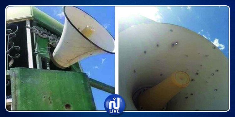 إطلاق النار على سماعات مسجد لإسكات صوت الآذان.. الأوقاف الأردنية توضح