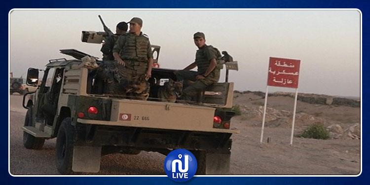 بن قردان: إيقاف 12 سودانيا بالمنطقة الحدودية العازلة