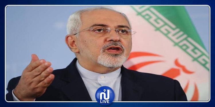 ظريف يحذر من تداعيات تعرض إيران لأي ضربة أمريكية أو سعودية