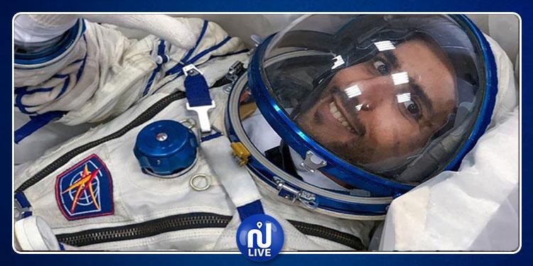 أول رائد عربي يصعد اليوم إلى  محطة الفضاء الدولية