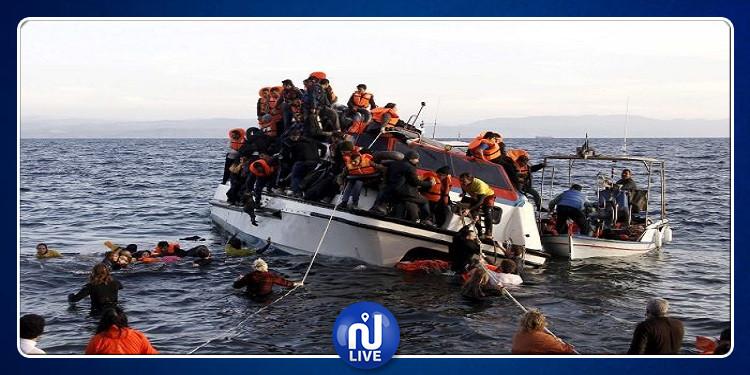 جربة: القبض على المفقود الرابع في حادثة انقلاب وغرق مركب ''حراقة''