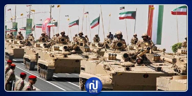 الكويت: رفع حالة الاستعداد القتالي
