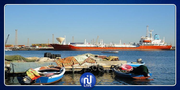 العثور على جثة تونسي بميناء طرابلس