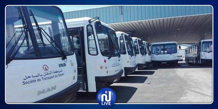 سوسة: شركة النقل بالساحل تضع 207 خطا على ذمة التلاميذ والطلبة