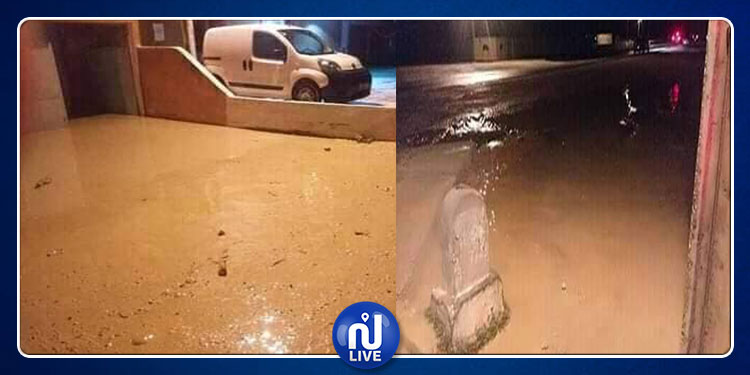 الكاف: لجان جهوية لمعاينة الأضرار نتيجة الأمطار الأخيرة بالسرس