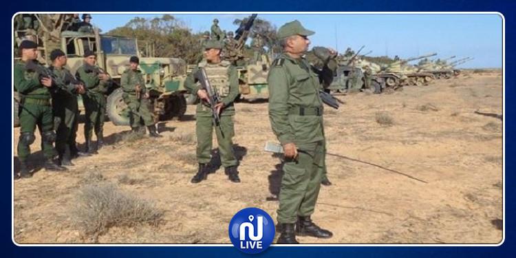 رمادة:  القبض على 3 مُهرّبين أطلقوا النار على أفراد تشكيلة عسكرية