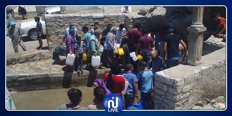 كسرى: انقطاع مياه الشرب لليوم العاشر على التوالي