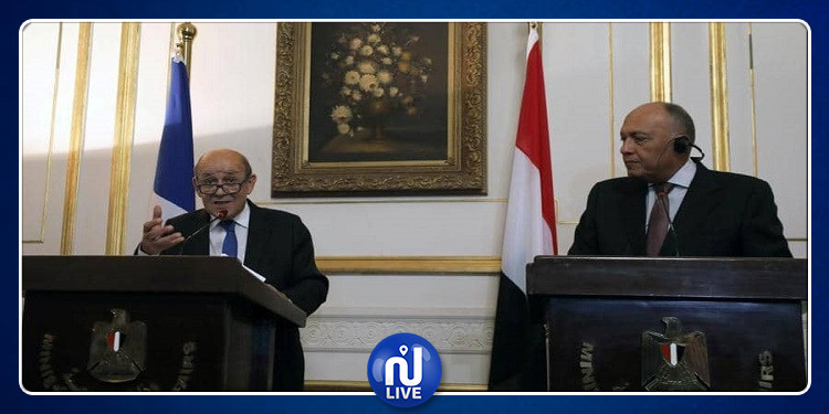 مصر تدعو العالم لدعم السعودية إثر هجوم أرامكو الإرهابي