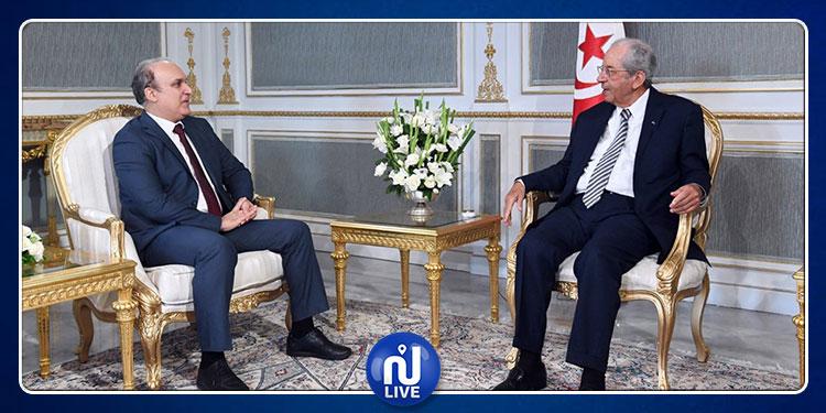 فحوى لقاء رئيس الجمهورية بنبيل بفون  (فيديو)