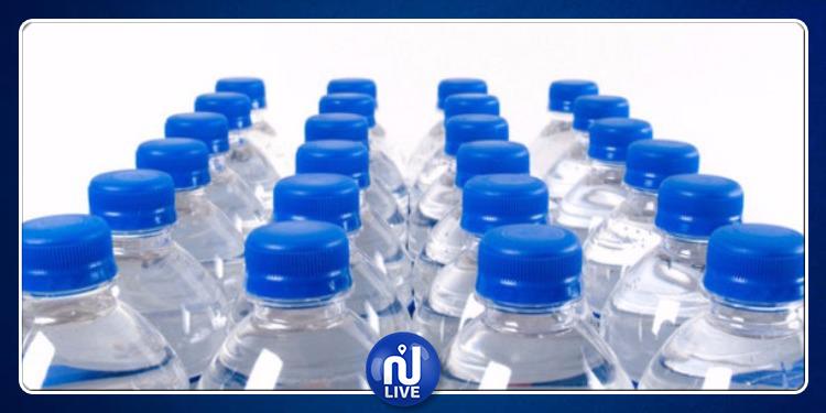 تحذير.. زجاجات المياه المعدنية تحتوي مواد كيميائية سامة !