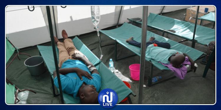 السودان: وفاة 8 أشخاص و إصابة العشرات بداء الكوليرا