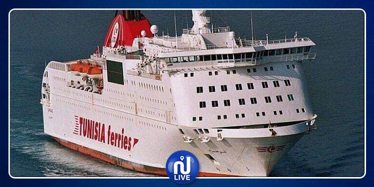 CTN : Changement du programme des dessertes du bateau ''Carthage''