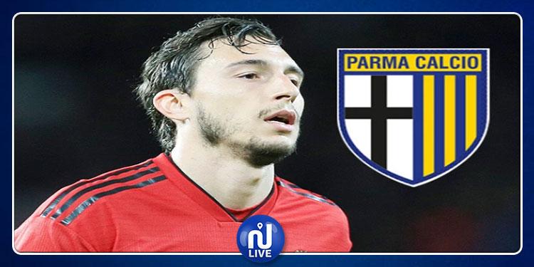 Transfert : L'Italien Darmian quitte Manchester United pour Parme