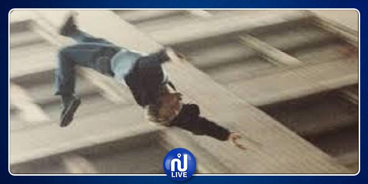 وفاة عامل بناء اثر سقوطه من بناية اثناء مباشرته لعمله بالقيروان