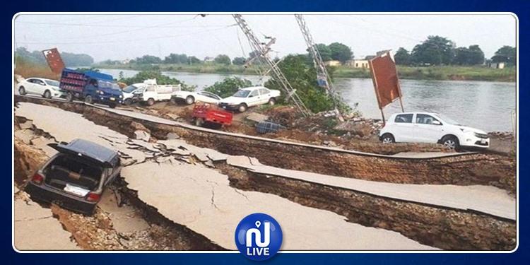باكستان: 34 قتيلا و459 جريحا حصيلة مؤقتة لزلزال مدمر
