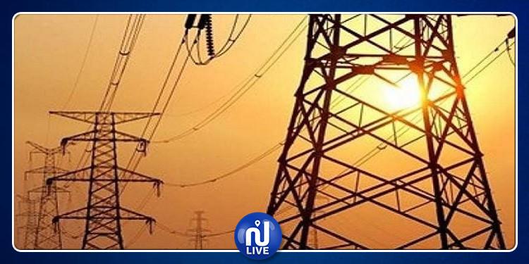 القيروان: انقطاع التيار الكهربائي بعدد  من المناطق بسبب الرياح القوية
