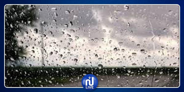 الرصد الجوي: أمطار مرتقبة خلال الساعات القادمة في هذه الولايات