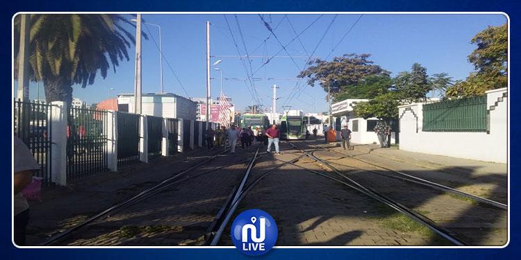 العاصمة: توقف حركة المترو بصفة فجئية يثير غضب المواطنين