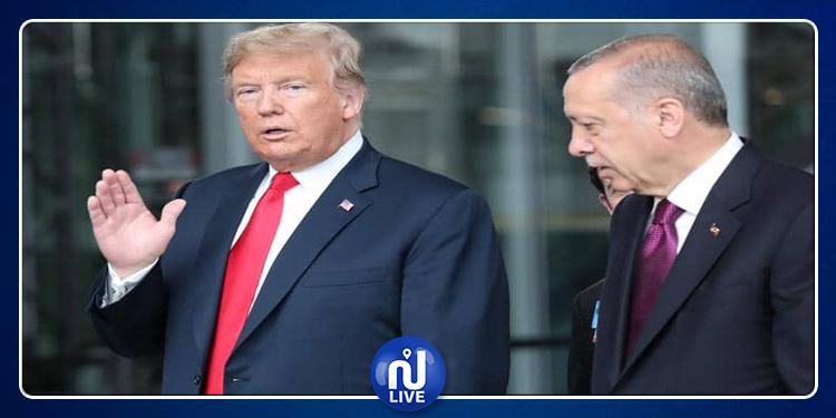 ترامب يهدد بتدمير إقتصاد تركيا