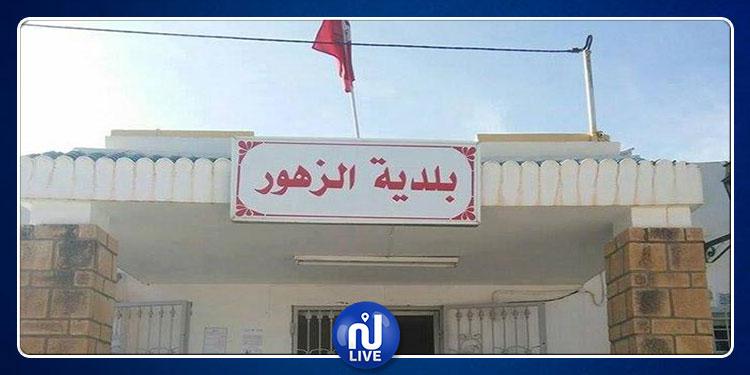 القصرين: الاعتداء على رئيس بلدية الزهور  وأفراد عائلته