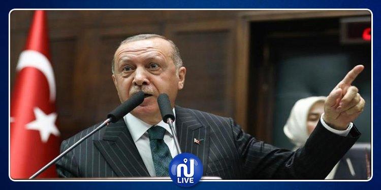 أردوغان يتوعد: سنطهّر المنطقة الآمنة بعد 150 ساعة