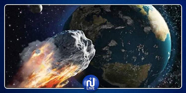 خلال الساعات القادمة.. كويكب قد يصطدم بالأرض !