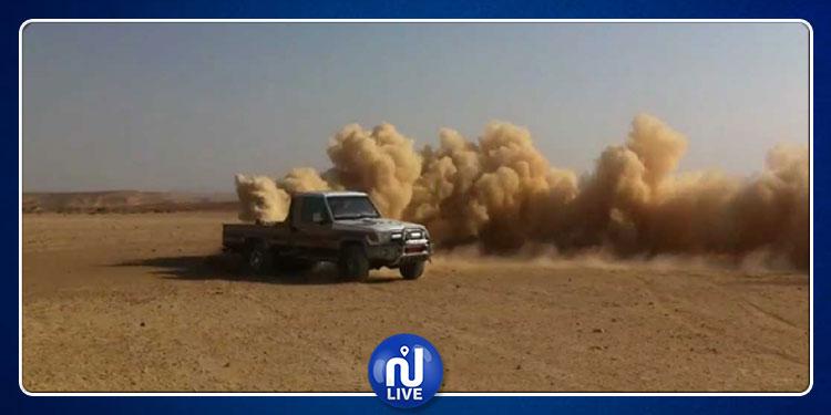 القصرين: سيارة تهريب تدهس عون حرس أثناء محاولته الهروب