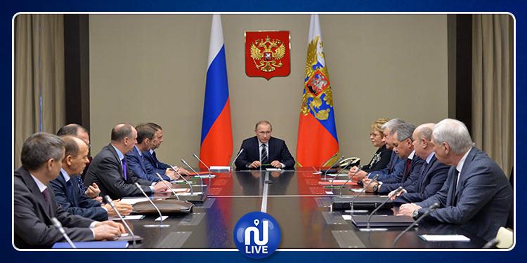 بوتين: يجب تفادي أي تهديد للتسوية في سوريا