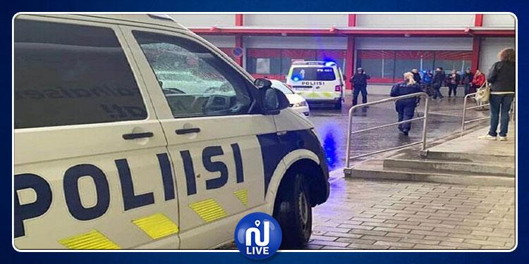 فنلندا: مقتل شخص وإصابة 10 اخرين في حادث عنف