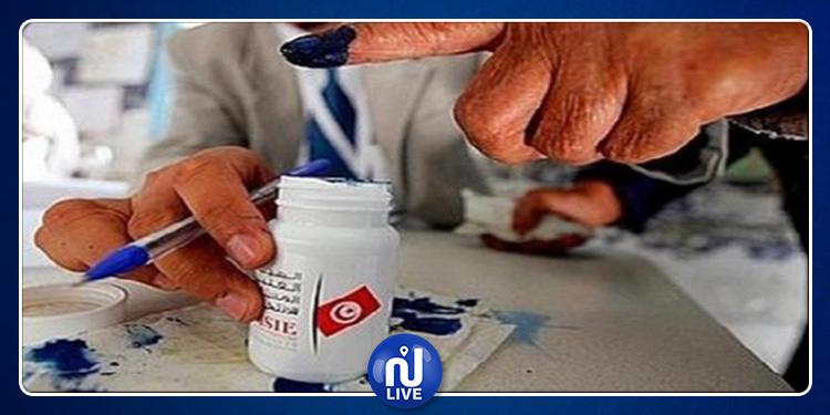 القصرين : 25.67 % نسبة الإقبال على الإقتراع إلى حدود الثالثة بعدالظهر