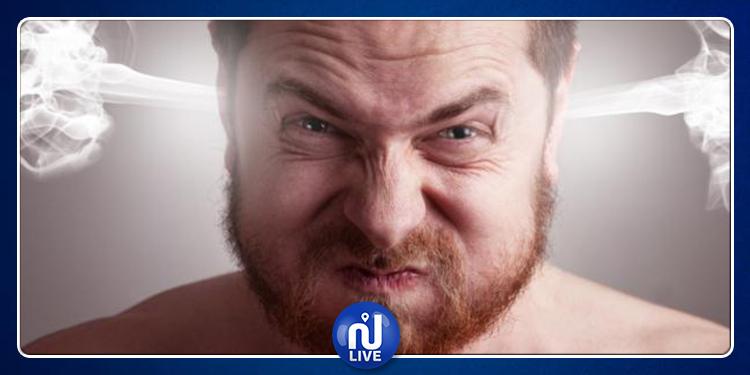 كيف تتغلب على نوبات الغضب ؟