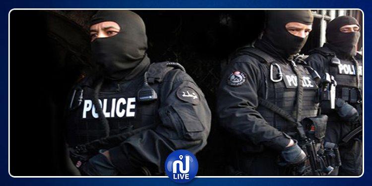 مكافحة الإرهاب تلقي القبض على عنصر تكفيري