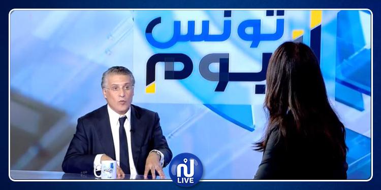 نبيل القروي : لن نكون ضمن حكومة تشكلها حركة النهضة (فيديو)
