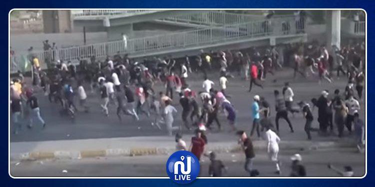 رويترز: الشرطة العراقية تفتح النار على المتظاهرين