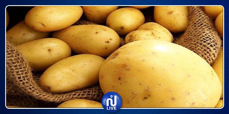 القصرين : حجز 17 طنا من البطاطا الموجهة للاحتكار
